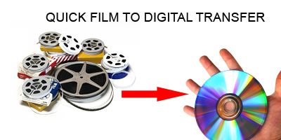 8mm-16mm to Digital | PME Audio/Video